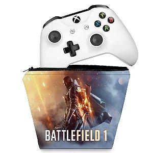 Capa Xbox One Controle Case - Battlefield 1