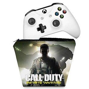 Capa Xbox One Controle Case - Call of Duty: Infinite Warfare