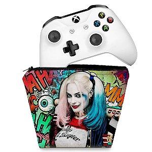 Capa Xbox One Controle Case - Esquadrão Suicida #A