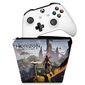 Capa Xbox One Controle Case - Horizon Zero Dawn