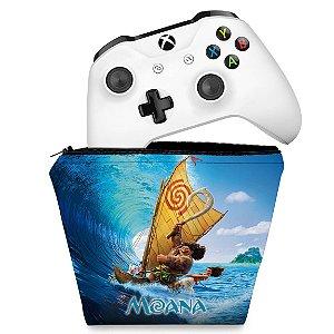 Capa Xbox One Controle Case - Disney Moana