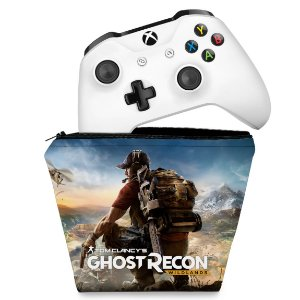 Capa Xbox One Controle Case - Ghost Recon Wildlands