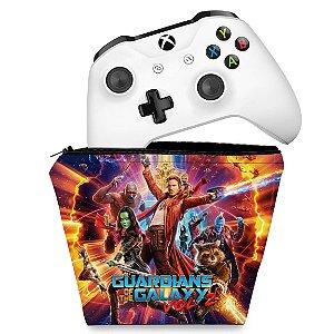 Capa Xbox One Controle Case - Guardiões da Galáxia Vol 2