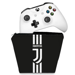 Capa Xbox One Controle Case - Juventus Football Club