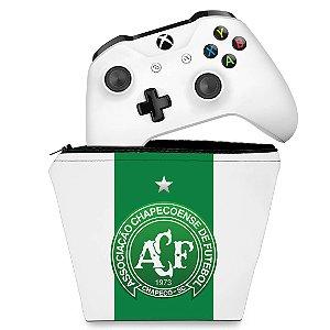 Capa Xbox One Controle Case - Chapecoense Chape