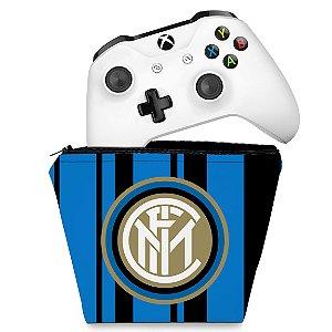 Capa Xbox One Controle Case - Inter De Milao FC
