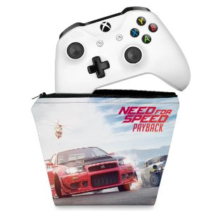 Capa Xbox One Controle Case - Need For Speed Payback