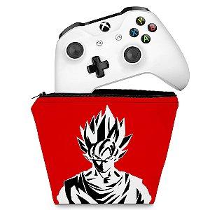 Capa Xbox One Controle Case - Dragon Ball Goku Kaiô