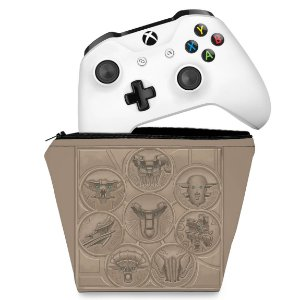 Capa Xbox One Controle Case - Shadow Of The Colossus
