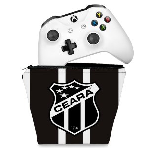 Capa Xbox One Controle Case - Ceará Sporting Club