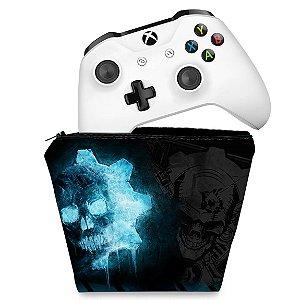 Capa Xbox One Controle Case - Gears 5