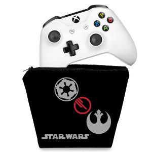 Capa Xbox One Controle Case - Star Wars Battlefront 2 Edition
