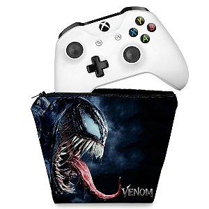 Capa Xbox One Controle Case - Venom