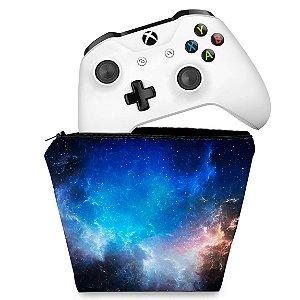 Capa Xbox One Controle Case - Universo Cosmos