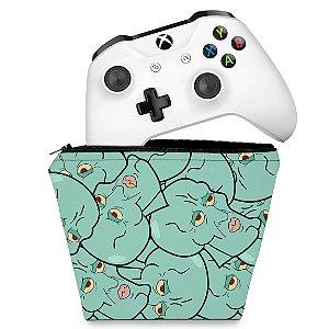 Capa Xbox One Controle Case - Lula Molusco Bob Esponja