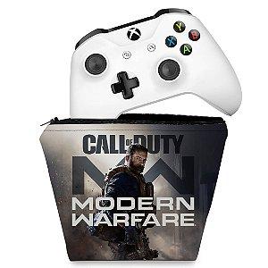 Capa Xbox One Controle Case - Call Of Duty Modern Warfare