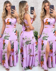 Vestido Khalifa Art