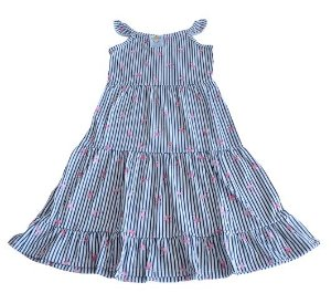 vestido longo infantil abrange