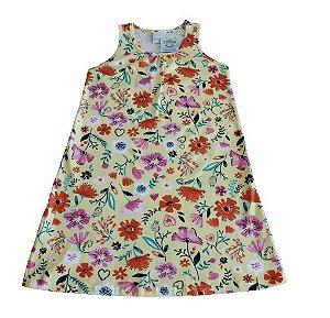 vestido regatinha malwee tamanho 6