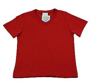 camiseta basic masculina malwee