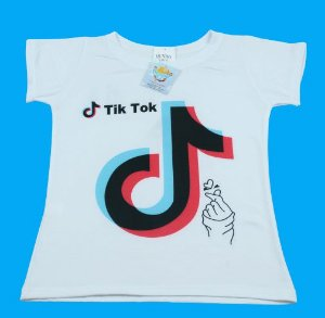 camiseta Tik Tok