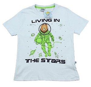 Camiseta divertida abrange tamanho 3