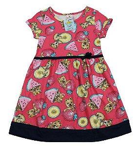 Vestido infantil brandili