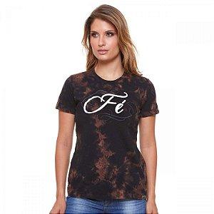Camisa Feminina Fé (disponível P e GG)