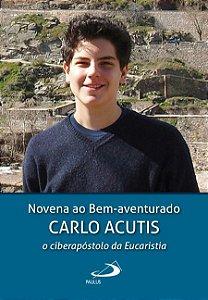 Novena ao bem aventurado Carlo Acutis