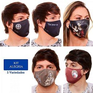 Máscaras - Diversos modelos