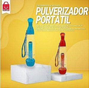 Compartilhar:  Favoritar (843) Pulverizador Portátil Álcool Não Usa Pilhas Mini Borrifador.