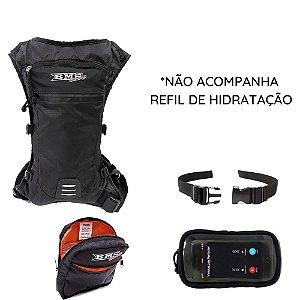 Mochila De Hidratação Xlock Bms Racing Varias Cores