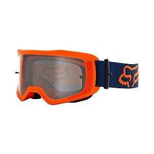 Óculos Fox Main Transparente Cross Trilha Motocross Enduro