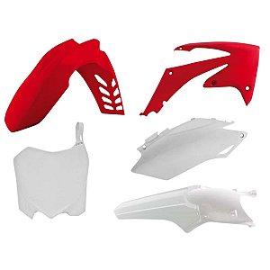 Kit Plástico 7 Peças R-tech Honda Crf 250 11-13 450 11-12 - R-KITCRF-OEM-516