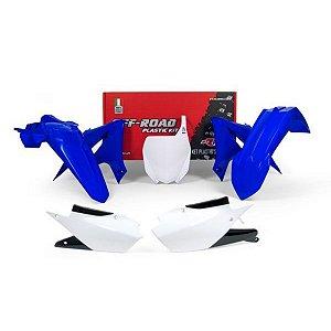Kit Plástico 7 Peças Yamaha Yz250f Yz250fx Wr250f Wr450f