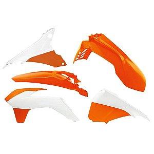 Kit Plástico Cor Original R-Tech KTM EXC EXC-F 250 300 350 14-16