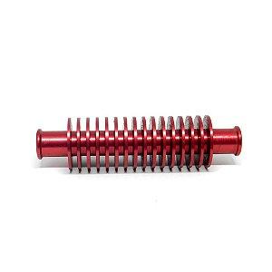 Dissipador De Calor Longo Para Radiadores Bms Vermelho - 48104