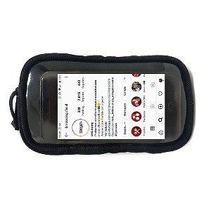 Porta Celular Para Mochila de Hidratação Bms Racing - 48143