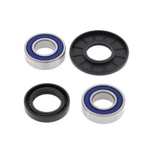Kit Rolamentos Roda Dianteira All Balls Cr125r - 25-1075