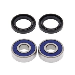 Kit Rolamentos Roda Dianteira All Balls Cr80r Cr85r - 25-1027