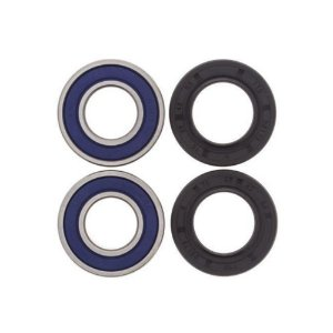 Kit Rolamentos Roda Dianteira All Balls Z750 Zr750 - 25-1223