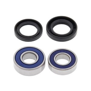 Kit Rolamentos Roda Traseira All Balls Cr80r Rm80 - 25-1160
