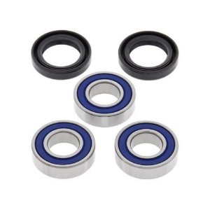 Kit Rolamentos Roda Traseira All Balls Crf150r/rb - 25-1540