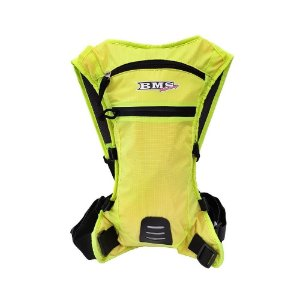 Mochila Hidratação Bms Xlock - Amarelo