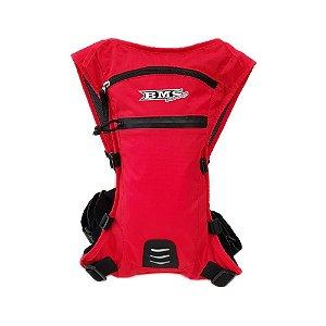 Mochila Hidratação Bms Xlock - Vermelho
