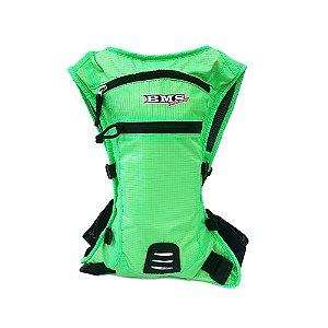 Mochila Hidratação Bms Xlock - Verde