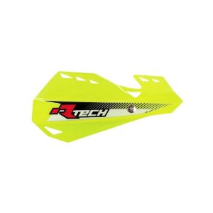 Protetor De Mão R-Tech Amarelo Neon Universal - R-KITPMDUGF14