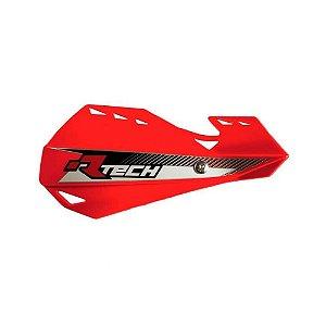 Protetor De Mão R-Tech Vermelho Universal - R-KITPMDURS14