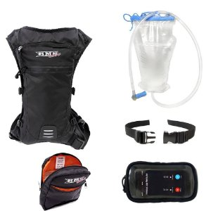 Mochila De Hidratação Completa Xlock Bms Racing - 48113