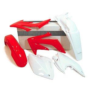 Kit Plástico R-Tech 6 Peças Honda CRF 250X 04-19